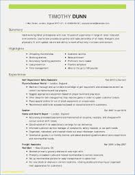 Customer Service Manager Job Description For Resume Examples Barista
