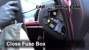 interior fuse box location chevrolet monte carlo  interior fuse box location 2000 2005 chevrolet monte carlo 2002 chevrolet monte carlo ls 3 4l v6