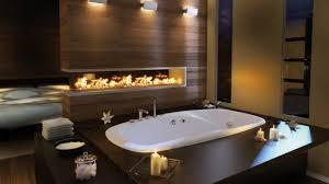 Japanese Bathrooms Design Chic Japanese Bathroom Interior Design In Dramatic Dull Lighting
