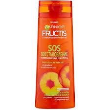 Купить шампунь <b>GARNIER Укрепляющий шампунь Fructis</b> SOS ...