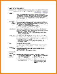 13 Profile In Resume The Stuffedolive Restaurant
