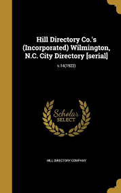 Wilmington Design Company Wilmington Nc Hill Directory Co S Incorporated Wilmington N C City