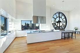 unique kitchen clocks modern kitchen clocks wall clocks for kitchen unique modern modern kitchen clocks interesting