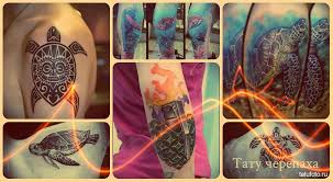 тату черепаха новые фото татуировок от лучших мастеров