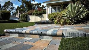 patio pavers over concrete. Trying To Decide Between Pavers And Stamped Concrete For Your Patio Or Driveway? Learn More About Durability, Earthquake Resistance Other Key Issues. Over