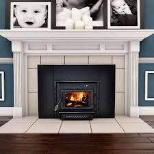 heavy gauge 3 16 reinforced plate steel construction diagram of wood burning fireplace insert