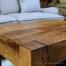 plank coffee table rustic lumber plank wood coffee table from curiosity interiors rustic wood plank coffee plank coffee table