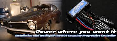 nos launcher brings technology to your bottle lsx magazine greatest from nos on their nitrous controller technology and follow up an installation and track test on fastest street car magazine s maverick