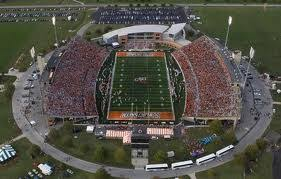 Doyt Perry Stadium Bowling Green State University