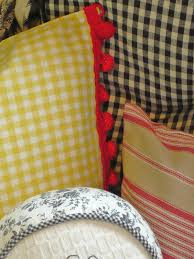 Yellow Gingham Kitchen Curtains Making My Kitchen More Summery A Cultivated Nest