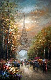thomas kinkade see more a painting similar to the one i bought in paris