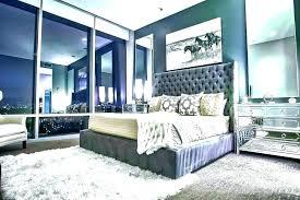 Mirror Bedroom Sets Mirrored Headboard Bedroom Set Ceiling Mirrors ...