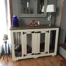 alluring dog crates that look like furniture and 12 best farmhouse style dog kennel images on