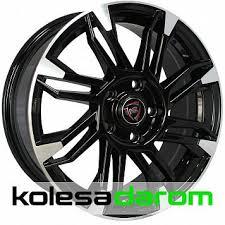 Купить колесный <b>диск NZ F</b>-<b>8</b> 6xR15 4x98 ET35 DIA58.<b>6</b> черный с ...
