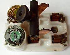 antique fuse box antique glass fuse box circuit breaker porcelain base knob tube wiring cem