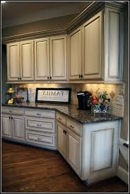 pictures of distressed kitchen cabinets distressed white shaker kitchen cabinets cabinet home pictures painted distressed kitchen