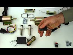 vote no on how to install shaved 45 lb shaved handle door popper kit 2 remotes