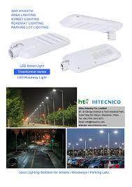 Street Light Photometrics Hitecnico Led Street Light Catalogue By Hitecnico Issuu