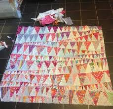 Best 25+ Patchwork quilting ideas on Pinterest | Patchwork quilt ... & Fete, a handmade improvised patchwork quilt in progress. Bright colours and  shapes inspired by Adamdwight.com