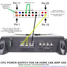 wiring diagram for car amplifier the wiring diagram psu to car amp wiring diagram psu wiring diagrams for car wiring