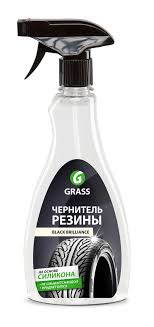 "<b>Полироль для шин Grass</b> ""Black Brilliance"", 500 мл — купить в ..."