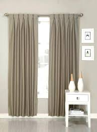 pinch pleat sheer curtains. Pinch Pleat Sheer Curtains Canada Pleated Palace Solid Semi Curtain Panels Ultimate