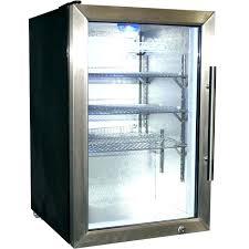 sub zero glass door glass refrigerator for home sub zero commercial refrigerator glass door freezer combo