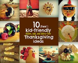 Thanksgiving Craft For Kids 10 Kid And Allergy Friendly Thanksgiving Ideas Fork And Beans