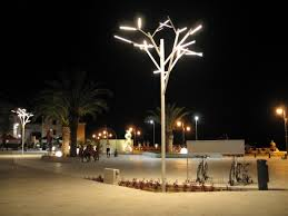 Urban Lighting Design Urban Lighting At Rogoznica Sibenik Croatia