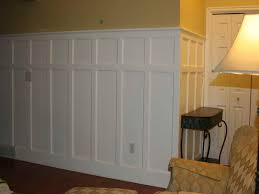 wainscoting panels diy