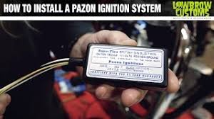 pazon electronic ignition for triumph bsa norton twin 12v videos