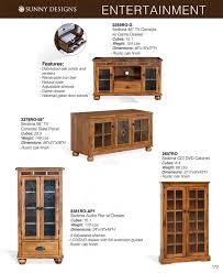 Sunny Designs Rustic Oak Prices Sunny Designs Sedona Tv Furniture Als Woodcraft