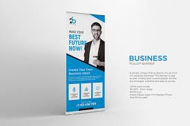 Business Banner Design Business Roll Up Banner Template Psd Roll Up Banner Design