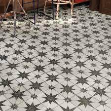 Black and white ceramic tile floor Texture Royalty Estrella 1763 Wayfair Floor Tile At Great Prices Wayfair