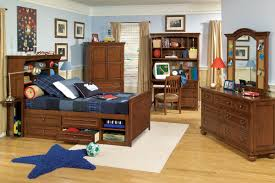 Pine Bedroom Furniture Set Bedroom Set For Boy Pine Twin Wood Storage Bed 4 Piece Boys