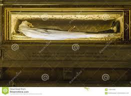 Santa Francesca Romana Tomb Redaktionelles Bild - Bild von erinnerungs,  skelett: 115615550