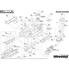 traxxas emaxx parts diagram brushless\\ traxxas 1 10 scale e revo Traxxas Revo 3 3 Wiring Diagram traxxas emaxx parts diagram brushless\\ traxxas 1 10 scale e revo brushless ( 5608) chassis diagrams traxxas emax pinterest cars Traxxas Revo 2.5 Parts Diagram