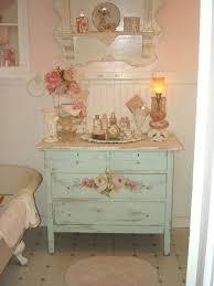 Love the Shabby Dresser!