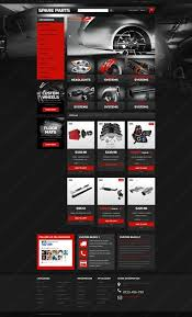 auto parts website template website templates cars autoparts spare parts auto parts custom