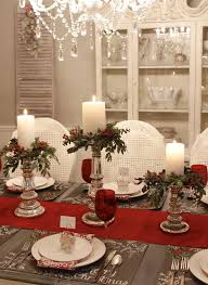 Seven Gorgeous Christmas and Holiday Tablescape Ideas. At Magnolia Market  last month I found these
