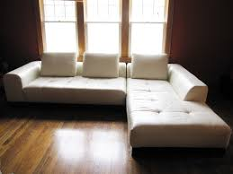 maximizing the use of curved sectional sofa. Photo Gallery Of The Best White Leather Sectional Sofa Maximizing Use Curved F