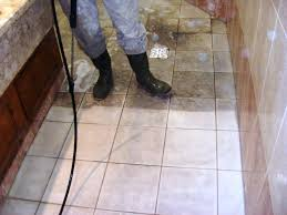 how to clean water stains from bathroom tiles thedancingpa com