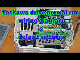 yaskawa normally wiring diagram how to install yaskawa yaskawa yaskawa normally wiring diagram