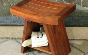 cedar shower stool australia wooden teakwood small teak wood bench tag archived of marvellous bathrooms winsome
