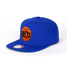 <b>Бейсболка MITCHELL&NESS New York</b> Knicks, купить, цена с ...