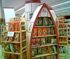 In Store Display Stands Fort Cape Cod Potato Chips InStore Display internet100 67