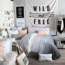 Teen Girl Bedroom Makeover And Decorating Ideas  Teenage Room On A Budget Cheap