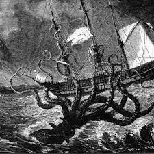 real-life origins of the legendary Kraken