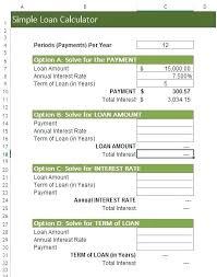 Credit Card Interest Calculator Credit Card Interest Calculator Excel Template Simple Mortgage
