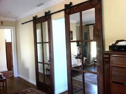 sliding barn style interior doors pristine home in gallery together ...
